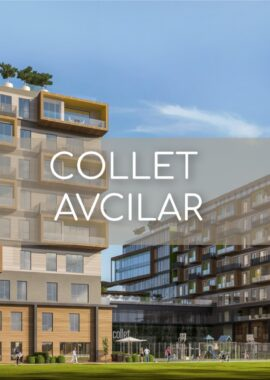 Collet Avcilar Istanbul - Real Estate Projcet