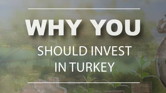 Why You Should Invest In Turkey?