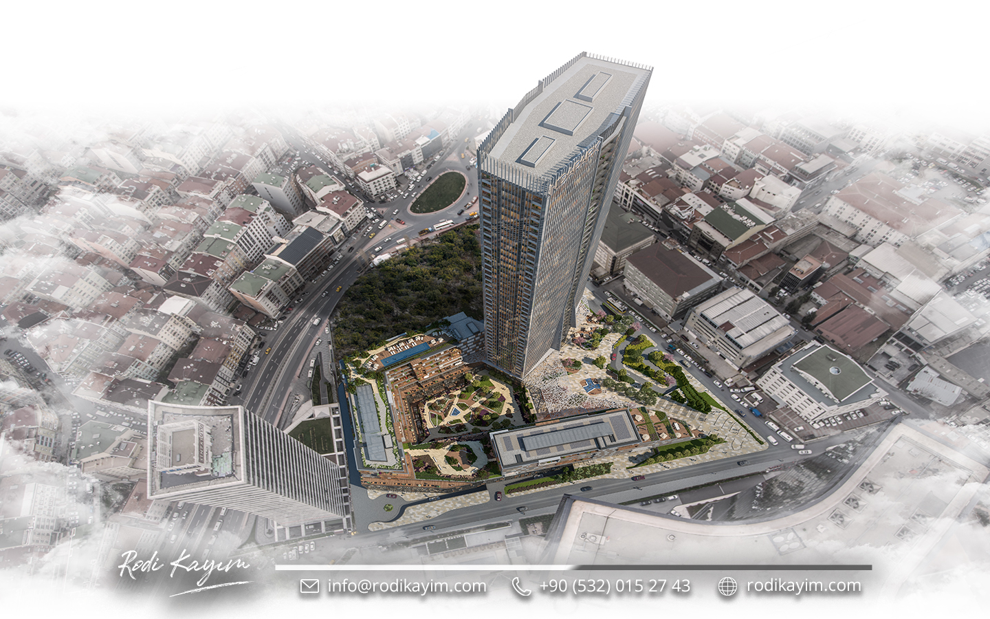 Bomonti Residences By Rotana Real Estate Project in Istanbul 13