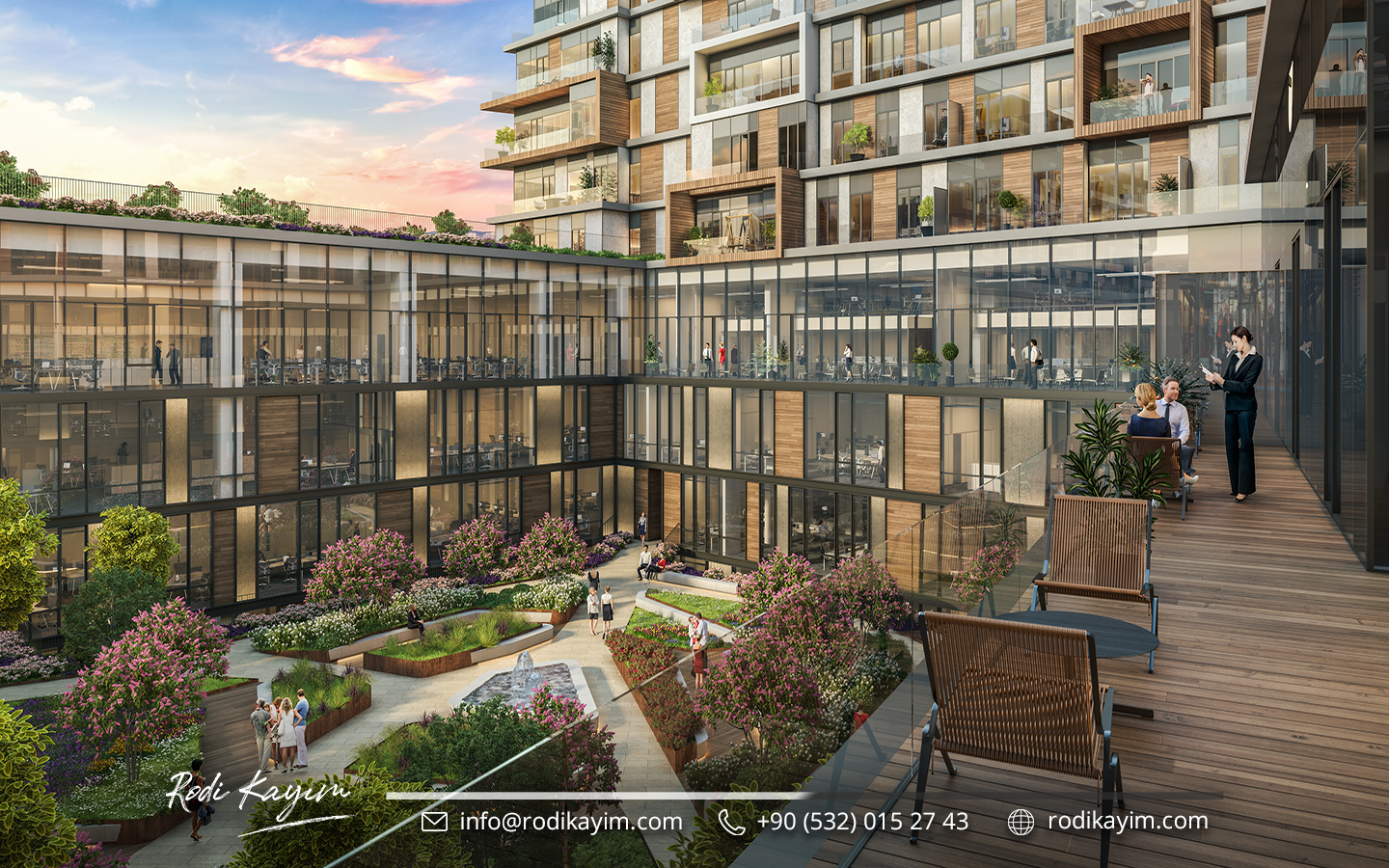 Bomonti Residences By Rotana Real Estate Project in Istanbul 14