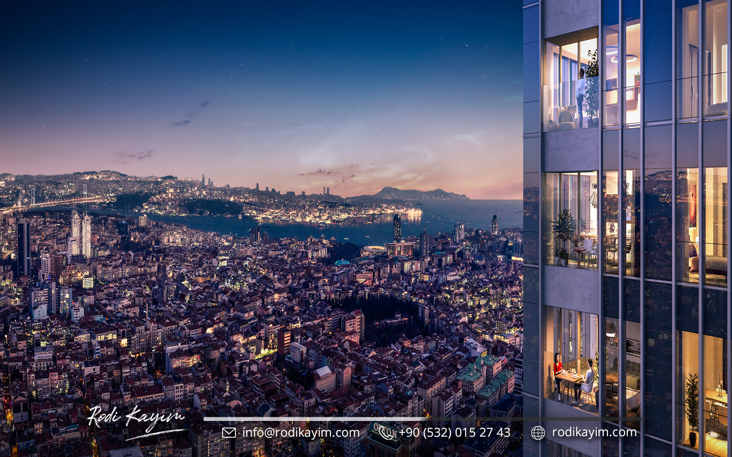 Bomonti Residences By Rotana Real Estate Project in Istanbul 18