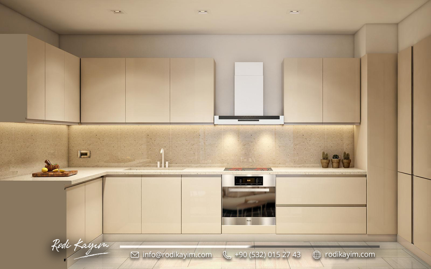 Bomonti Residences By Rotana Real Estate Project in Istanbul 2