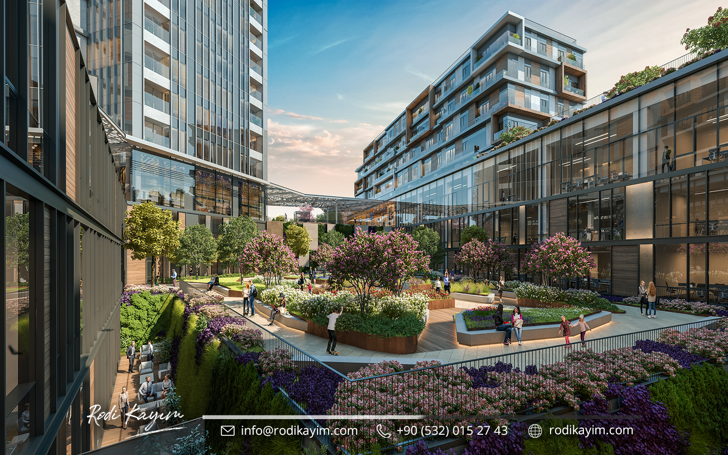 Bomonti Residences By Rotana Real Estate Project in Istanbul 20