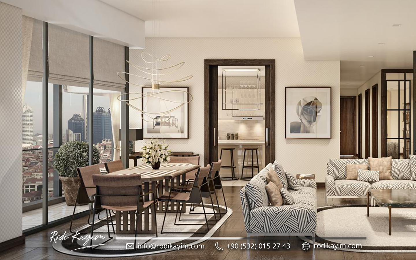Bomonti Residences By Rotana Real Estate Project in Istanbul 4