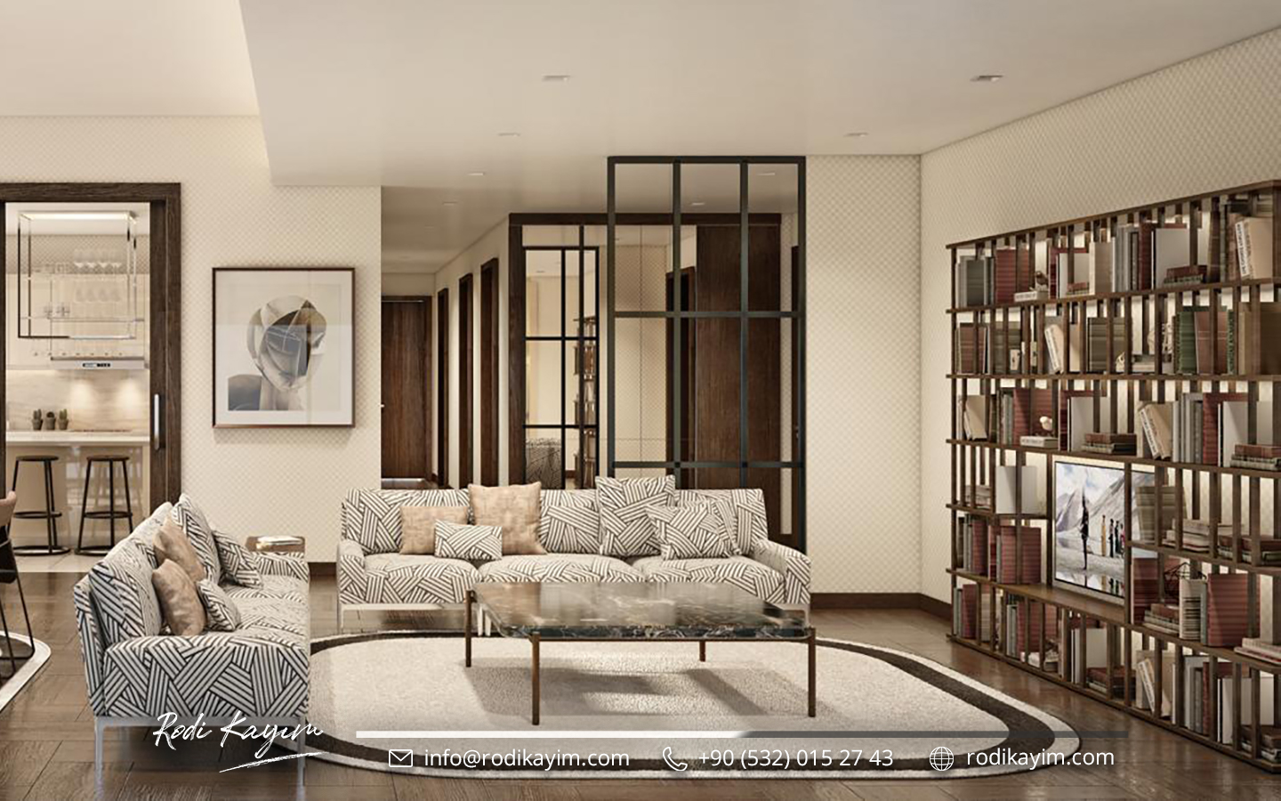 Bomonti Residences By Rotana Real Estate Project in Istanbul 5