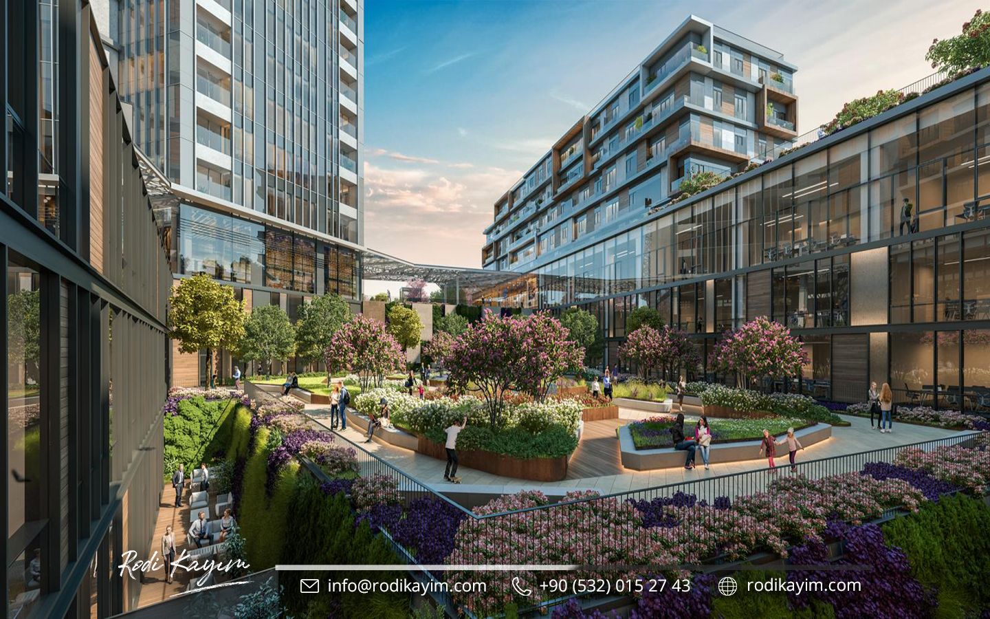 Bomonti Residences By Rotana Real Estate Project in Istanbul 8