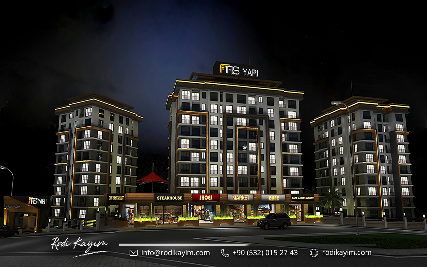 Focus Eyup Istanbul Real Estate Project Istanbul 6