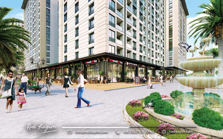 Kameroglu Metrohome Istanbul Real Estate 20