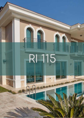 RI115 Sea View Villas In Istanbul For Sale 2021 - Featured Image