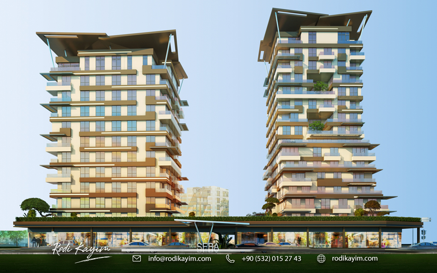 Seba Suites Istanbul Real Estate Project in Istanbul 11