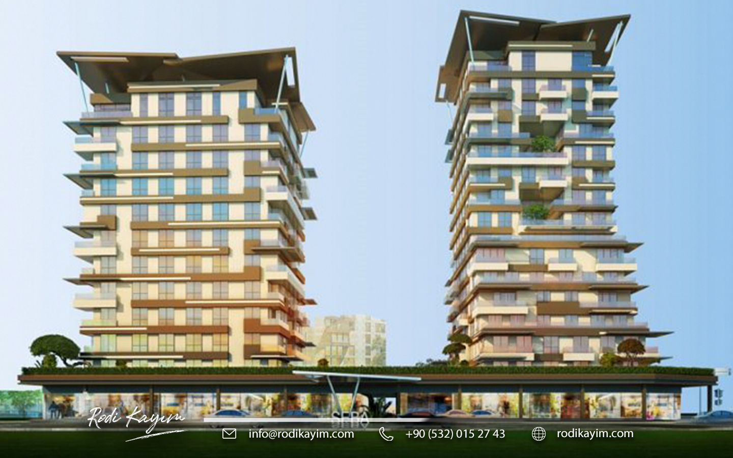 Seba Suites Istanbul Real Estate Project in Istanbul 15