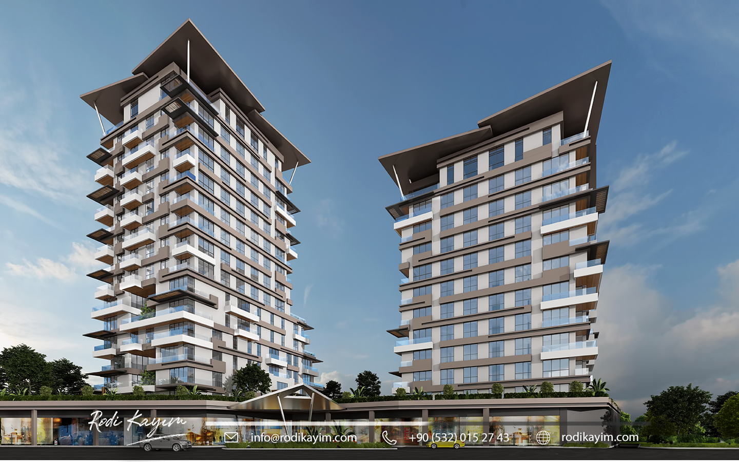 Seba Suites Istanbul Real Estate Project in Istanbul 5