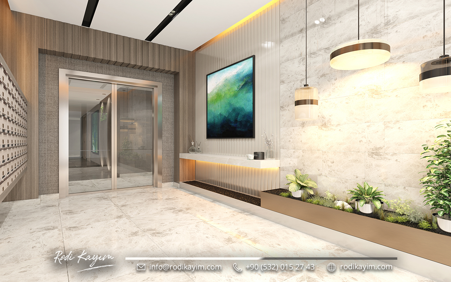 Self Istanbul Real Estate Project In Istanbul 18