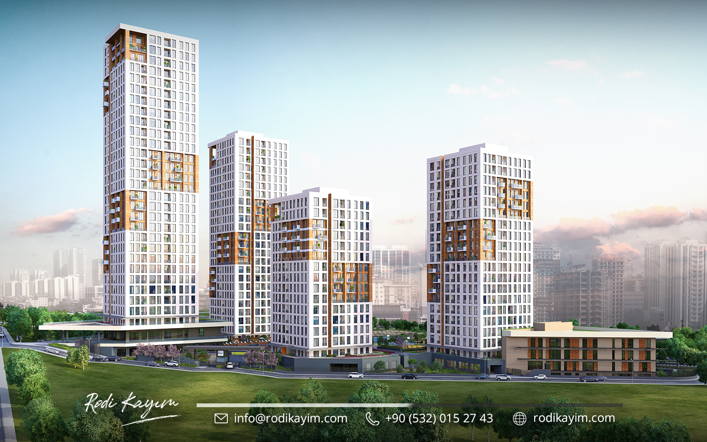 Self Istanbul Real Estate Project In Istanbul 5