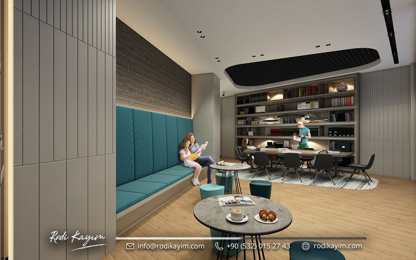 Self Istanbul Real Estate Project In Istanbul 52