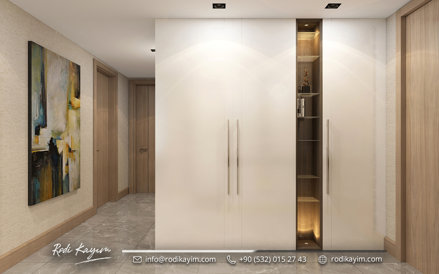 Self Istanbul Real Estate Project In Istanbul 58