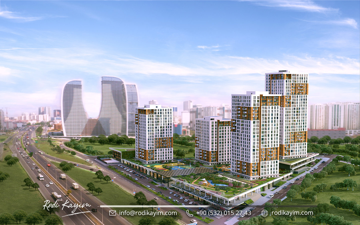 Self Istanbul Real Estate Project In Istanbul 75