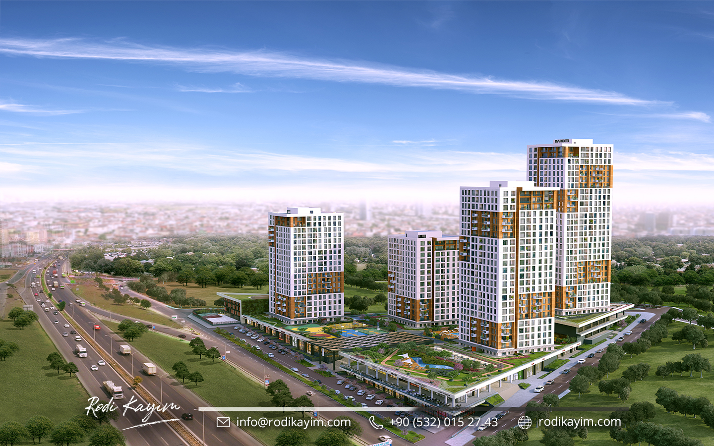 Self Istanbul Real Estate Project In Istanbul 77