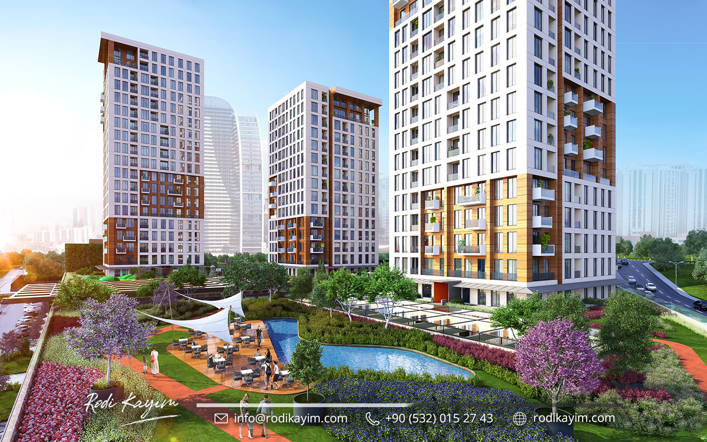 Self Istanbul Real Estate Project In Istanbul 81