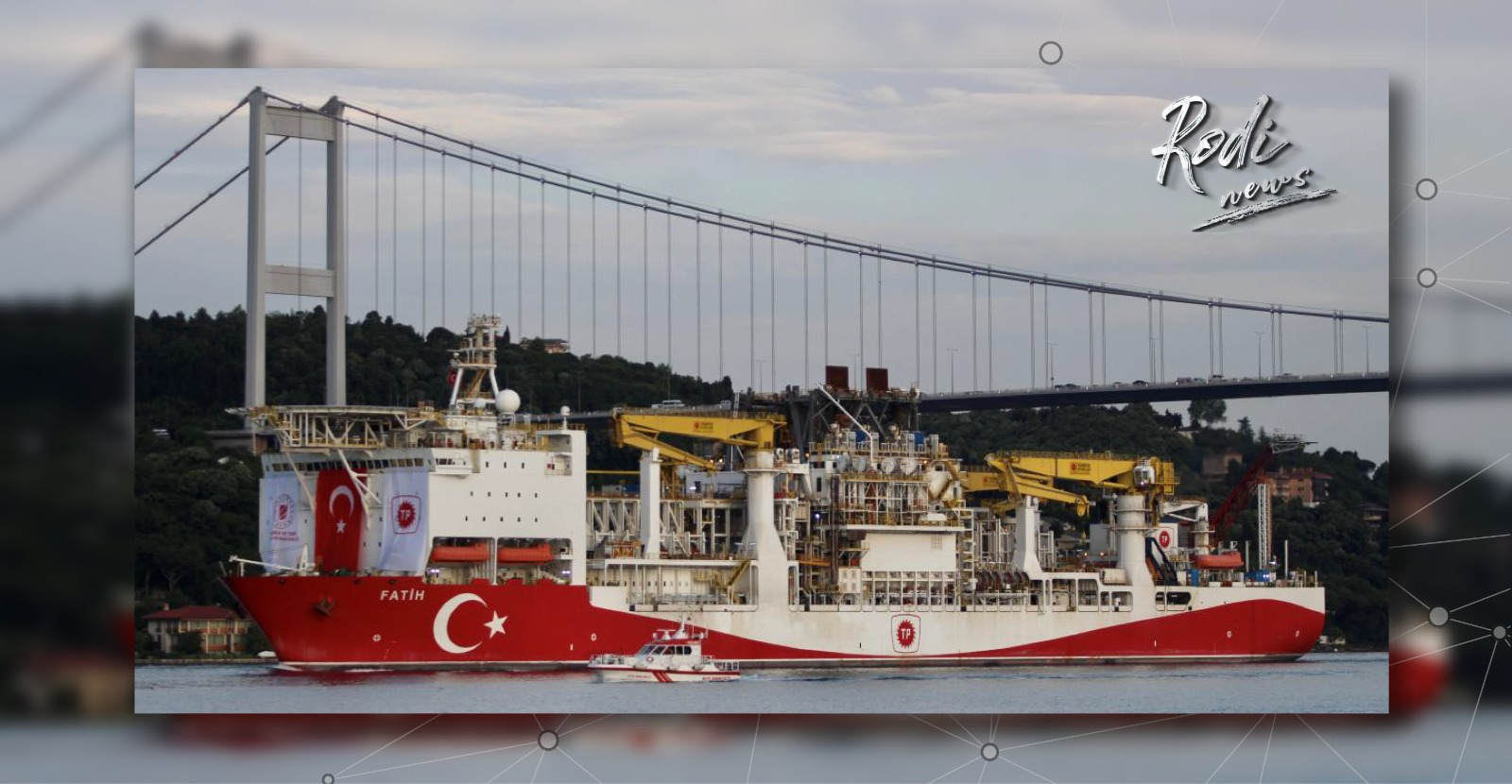 Natural Gas Discovery in Turkey 2020