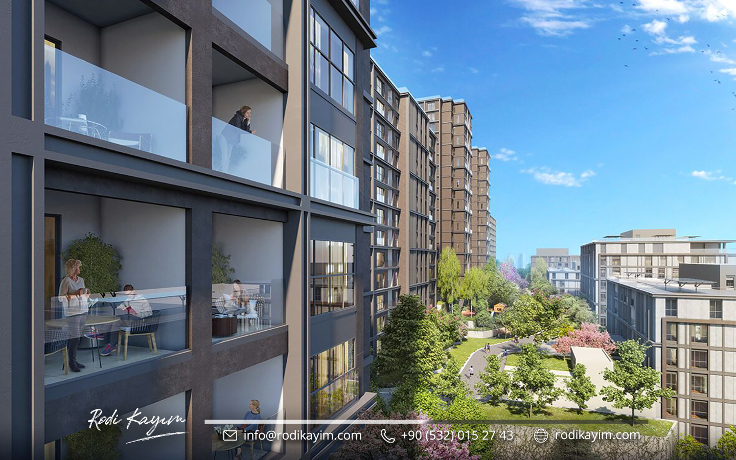Avangart Istanbul Real Estate Project 14