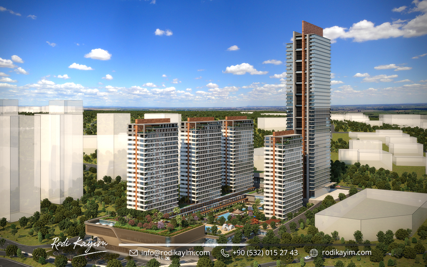 Babacan Premium Istanbul Real Estate Project 3