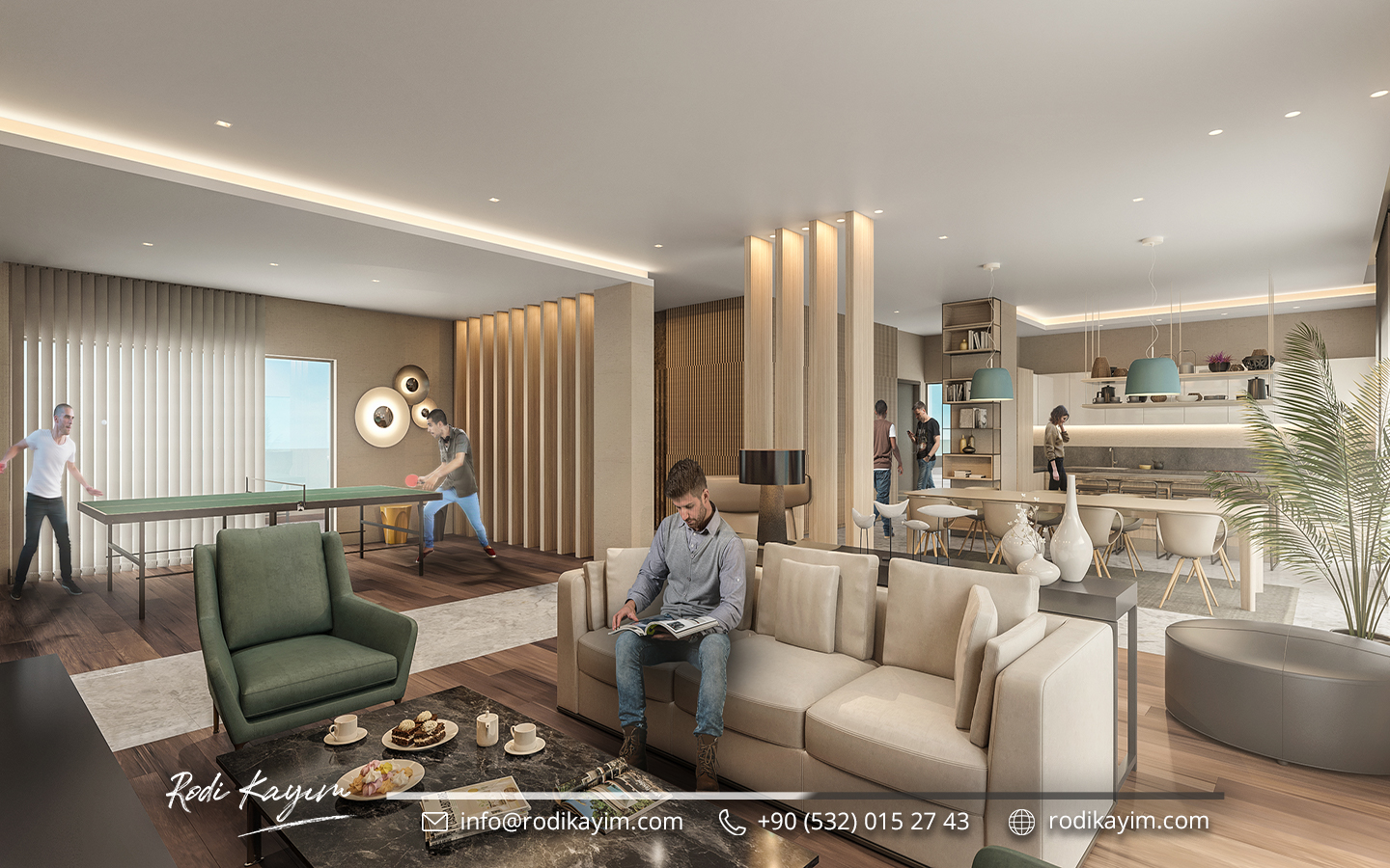 Collet Avcilar Real Estate Project in istanbul 20