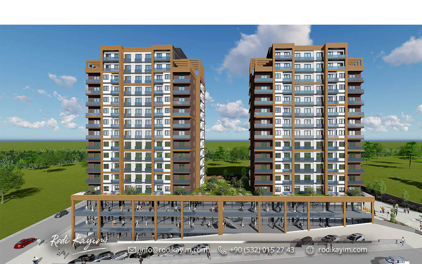 Miran Istanbul Real Estate Project 2