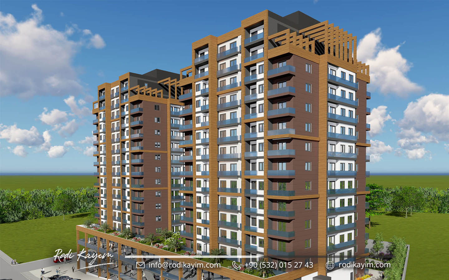 Miran Istanbul Real Estate Project 3