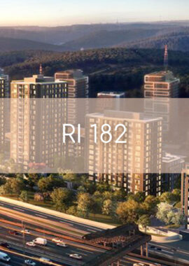 RI182 Apartments For Sale In Kağıthane Istanbul 2021 - Featured Image