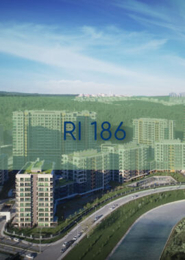 RI186 Luxury Apartments For Sale In Maslak Istanbul 2021