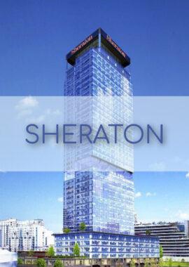 Sheraton Istanbul - Featured Image