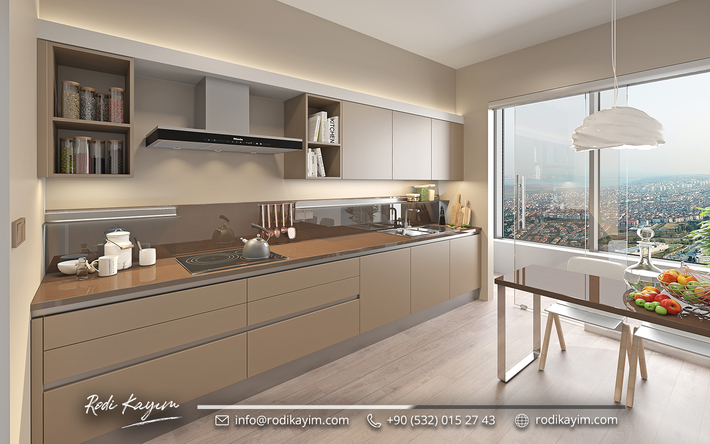 Sheraton Istanbul Real Estate Project 12