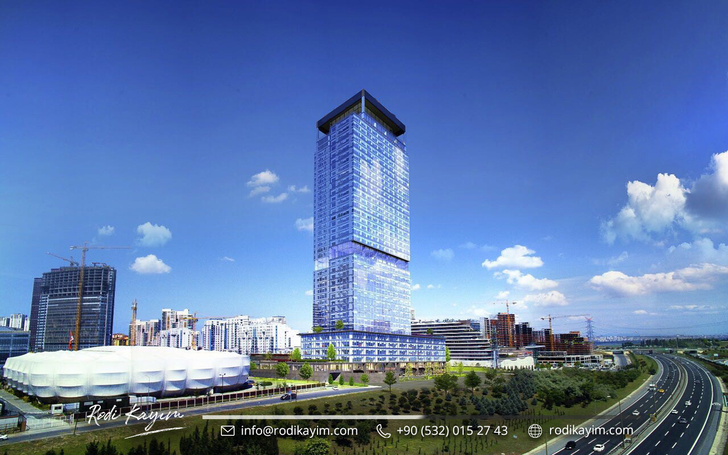 Sheraton Istanbul Real Estate Project 16