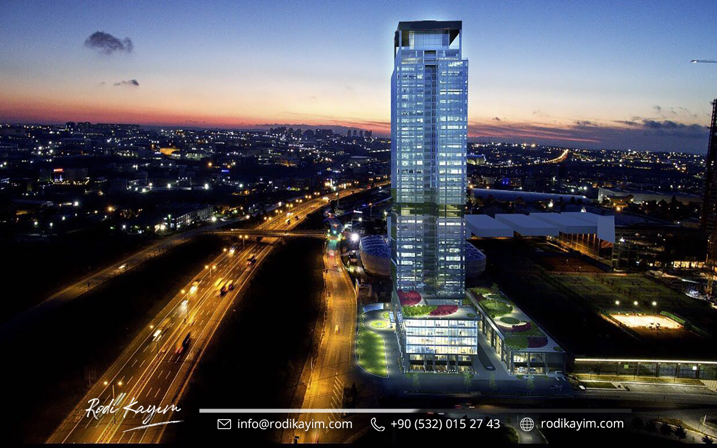 Sheraton Istanbul Real Estate Project 17