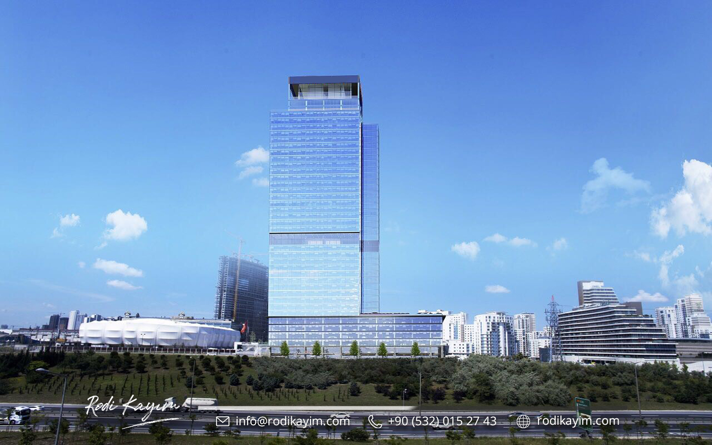 Sheraton Istanbul Real Estate Project 2