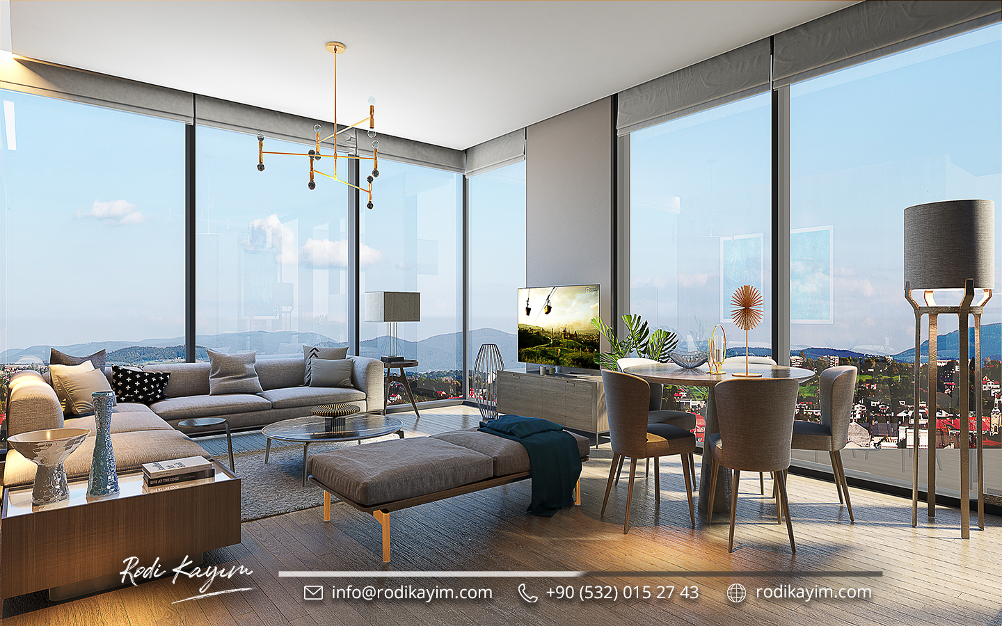 Sheraton Istanbul Real Estate Project 4