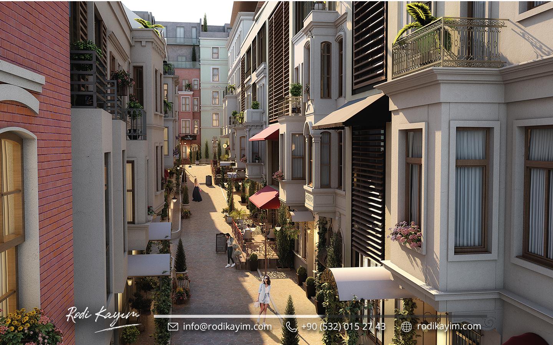 Taksim 360 Real Estate 1