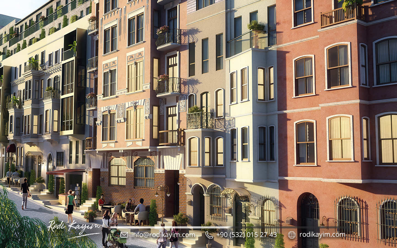Taksim 360 Real Estate 11