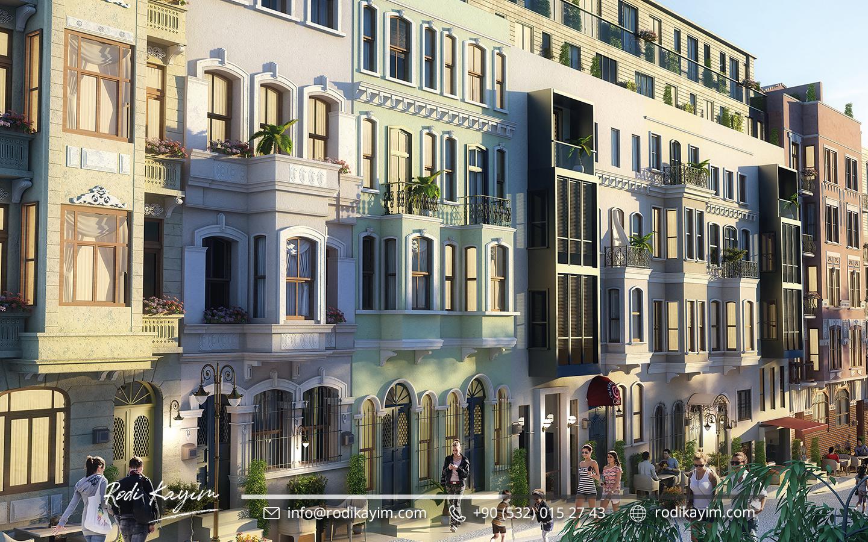 Taksim 360 Real Estate 12