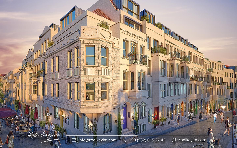 Taksim 360 Real Estate 13