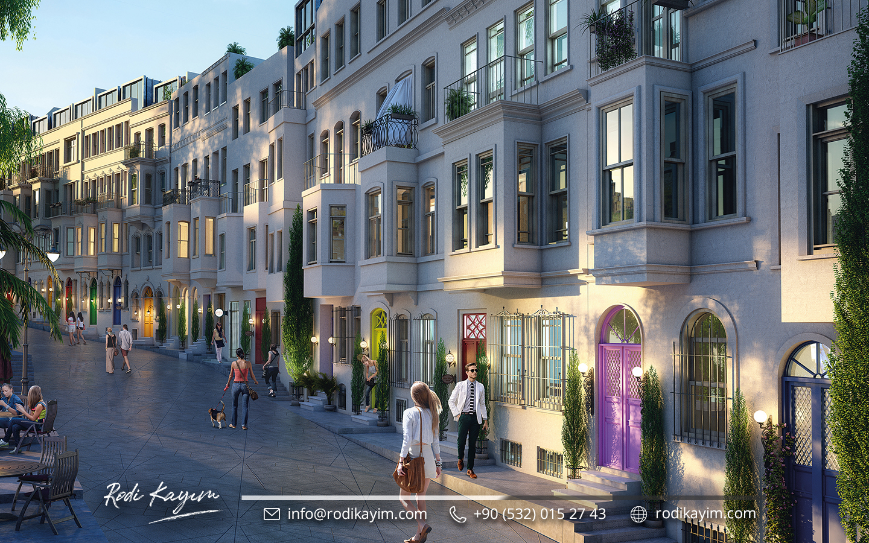 Taksim 360 Real Estate 14
