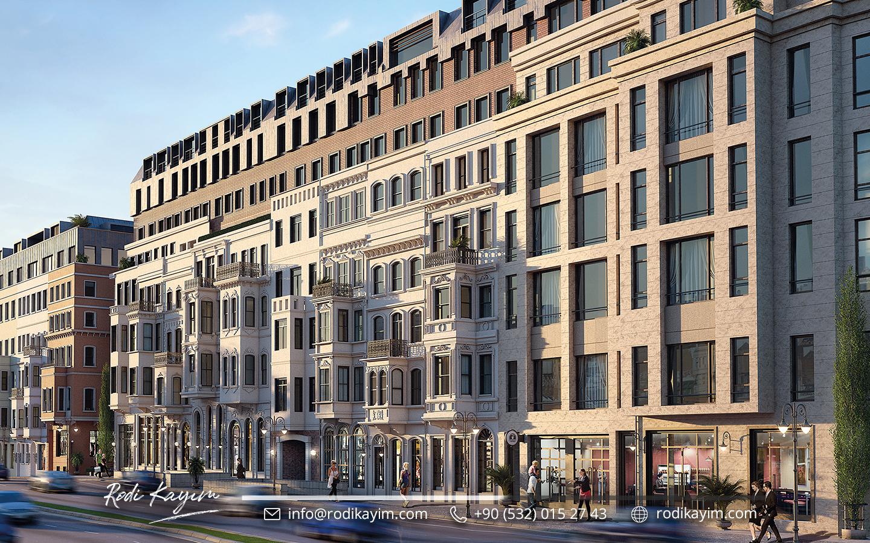 Taksim 360 Real Estate 15