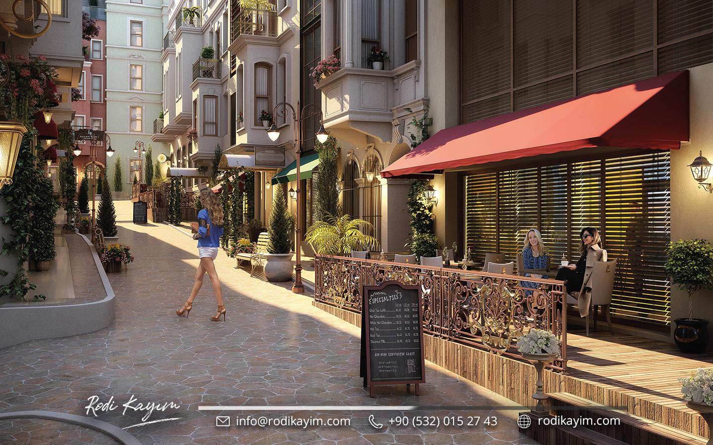 Taksim 360 Real Estate 2