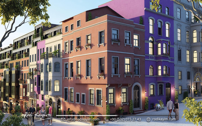 Taksim 360 Real Estate 20