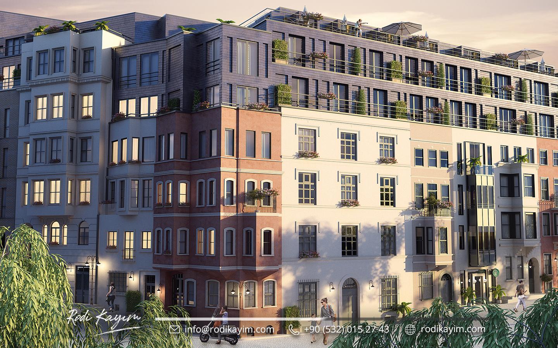 Taksim 360 Real Estate 21