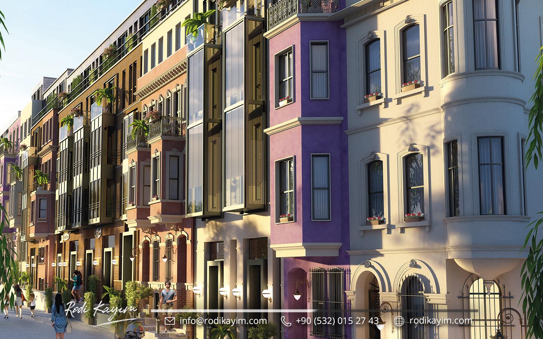 Taksim 360 Real Estate 22