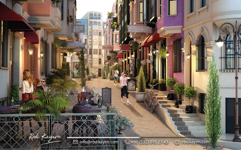 Taksim 360 Real Estate 23
