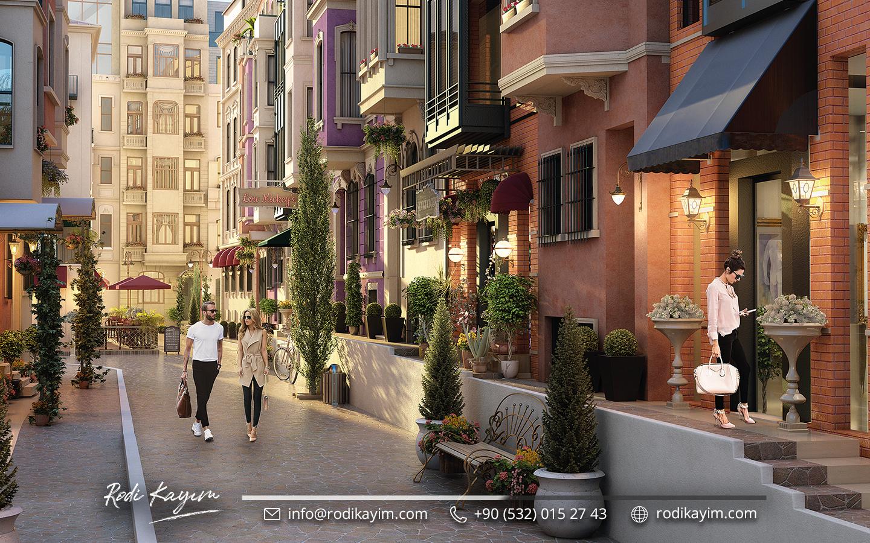 Taksim 360 Real Estate 24