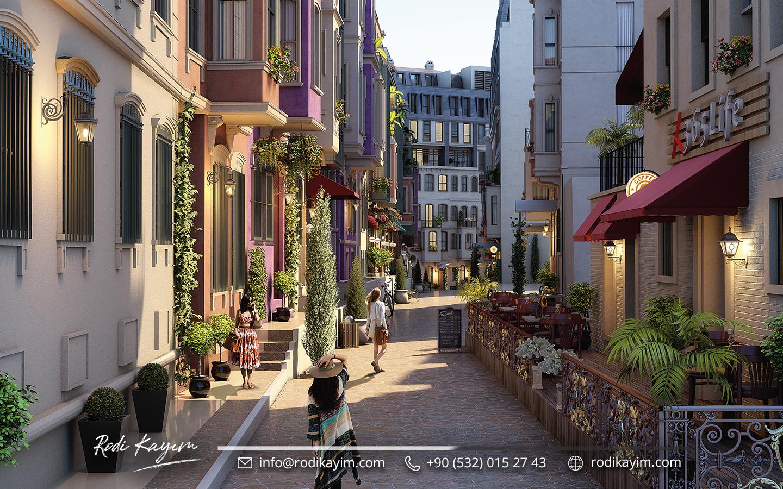 Taksim 360 Real Estate 25